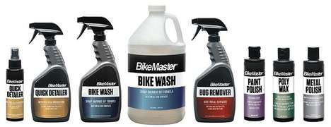 Motorcycle-Specific Cleaners