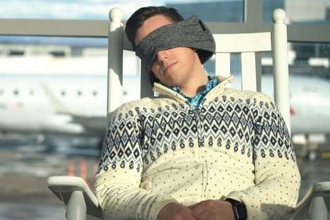 Eye Mask Travel Pillows