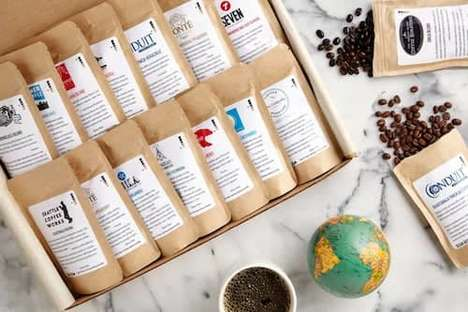 Handpicked Coffee Subscription Boxes - Bean Box is the Perfect Service for Coffee Aficionados