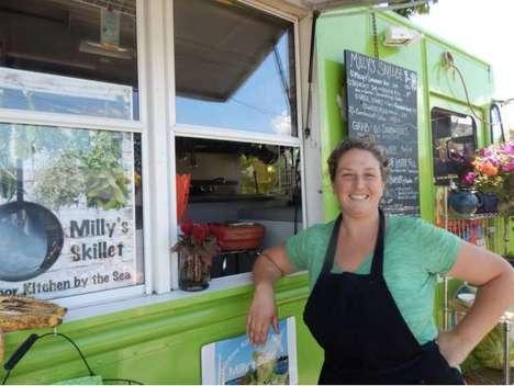Healthy Comfort Food Trucks