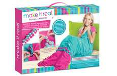 Knotted Fashion Kits - Make It Real's Fashion Craft Toys Encourage Creativity and Customization