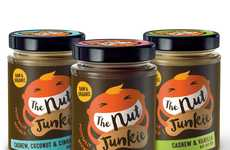 Organic Nut Butter Blends - The Nut Junkie Offers Nut Butters That Do Not Contain Palm Oil