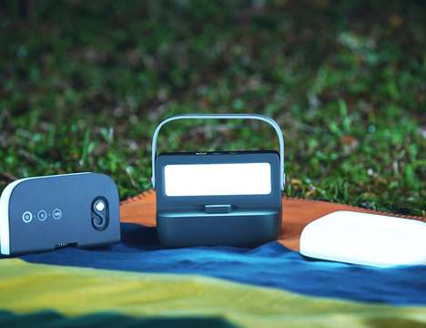 GPS Radar Lanterns