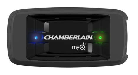 Security-Monitoring Garage Devices - The Chamberlain MyQ Internet Gateway Offers Advanced Control