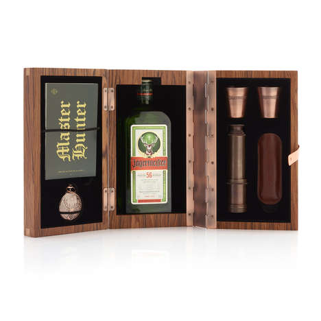 Vintage Alcohol Gift Sets - This Jagermeister Gift Set is a Limited Edition Offer