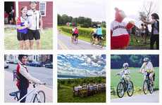 Culinary Cycling Tours - Farm to Fork Fondo Combines Fitness With Gourmet Food and Wine
