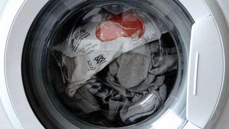 Washing Machine Meal Pouches