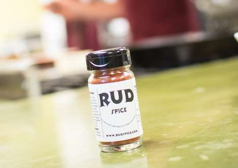 Energizing All-Purpose Seasonings - 'Rudrub' is a Spice Blend of Maple Sugar, Coffee and More