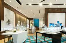 Millennial Jewelry Shops - Birks' Newest Fine Jewelery Store Caters to a New Generation of Shoppers