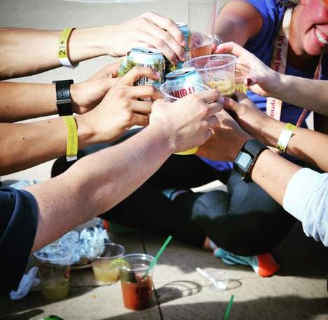 Boozy Brunch Marathons