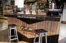 Multi-Sensory Airport Bars