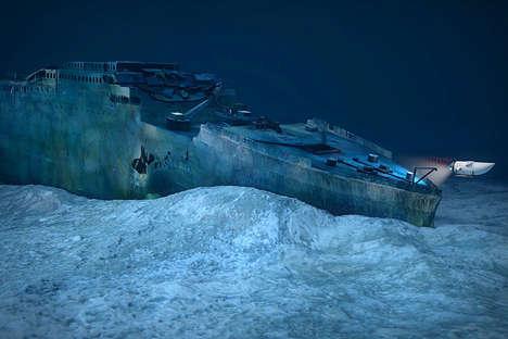 Famous Shipwreck Excursions