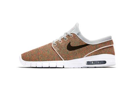 Understated Rainbow Sneakers