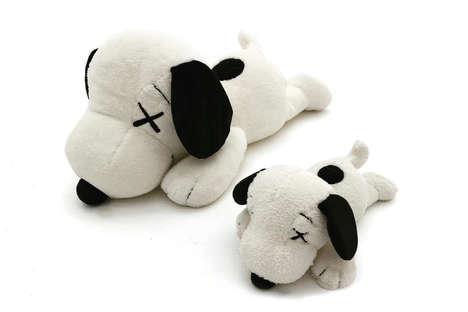 Contoured Animal Infant Pillows : plush