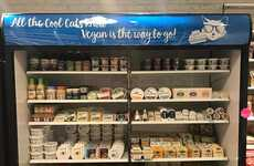 Vegan Grocery Stores - The Orchard Grocer is a Fully Vegan Shop in NYC