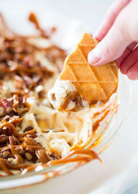 Dipable Cheesecake Recipes