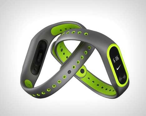 Asymmetrical Wrist Watch Wearables