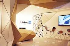 Solar-Themed Offices - The New Linkedin Madrid Office Was Inspired by the Solar System