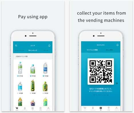 Vending Machine Apps