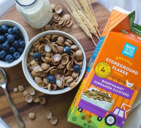 Biodynamic Breakfast Cereals