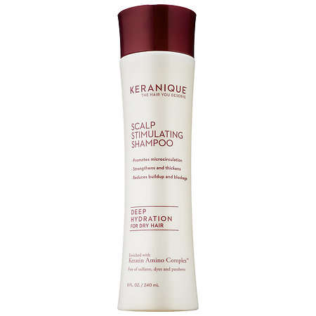Hair Growth-Stimulating Shampoos