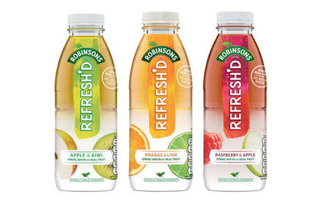 Healthy Hydration Fruit Waters