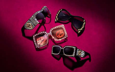 Opulent Co-Branded Eyewear