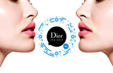 AI Beauty Assistant Apps - Dior Insider's Technology is Available Through Facebook Messenger