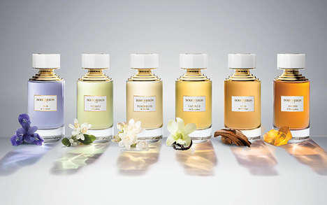 Geographical Fragrance Collections