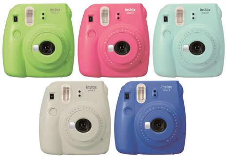 Selfie-Enabling Instant Cameras