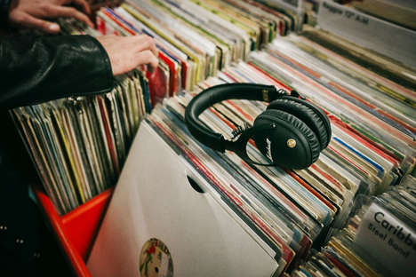 Amp-Branded Headphones