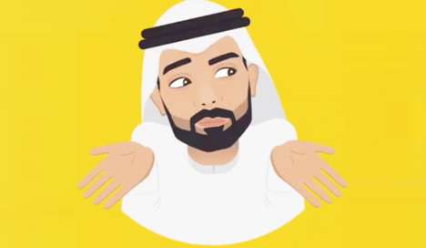 Arabic Emoji Games - The New Wain Waleed Game Functions as an Extension of the Halla Walla App