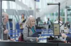 Passport-Free Travel Boarding - British Airways is Using Facial Recognition Tech on Passengers