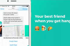 A.I.-Powered Restaurant Finders