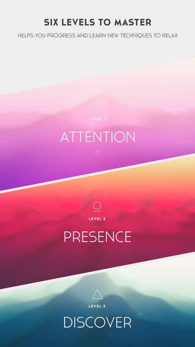Interactive Meditation Apps