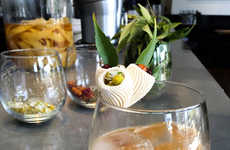 3D-Printed Drink Garnishes