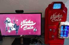 Arcade-Themed Computer Mods - The Nuka Cola Computer Mod Resembles a Retro Video Game System