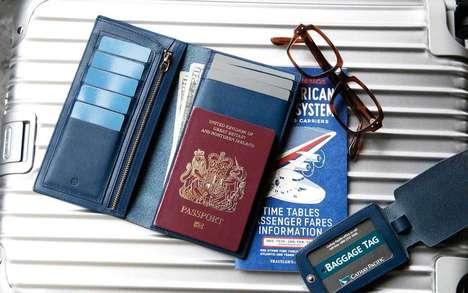 Comprehensive Travel Wallets