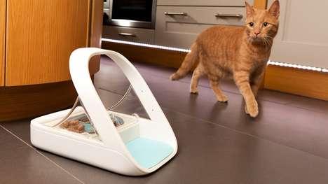 RFID-Enabled Pet Feeders
