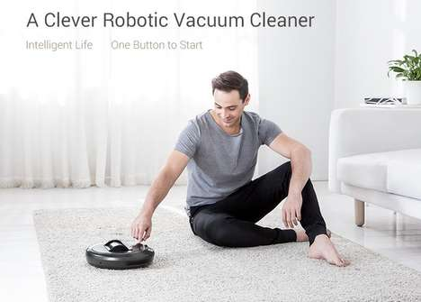 Air-Filtering Robotic Vacuums