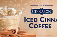 Dessert Brand Cinnamon Coffees