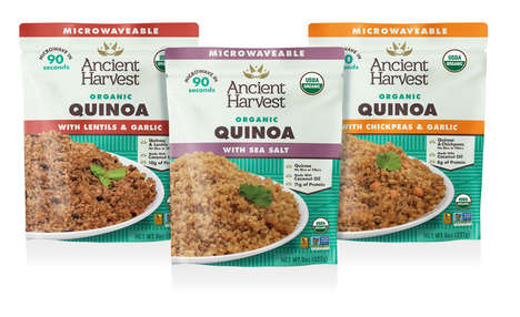 Heat-and-Eat Quinoa Side Dishes