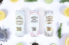 Elegantly Canned Cocktails - WheelHouse's Cocktails in Cans are Sophisticated