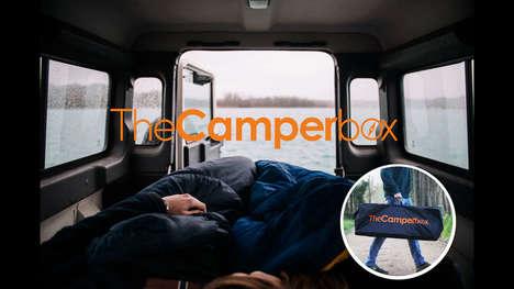 Vehicular Camping Bed Frames