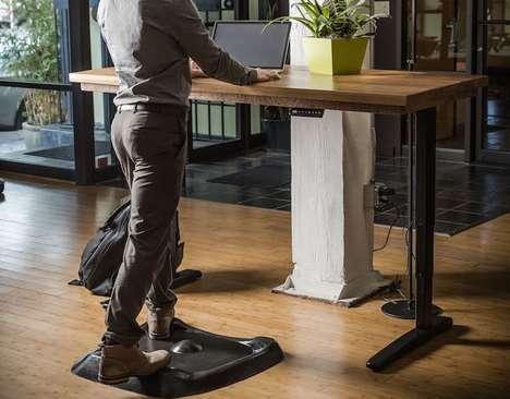 Proper Posture Desk Mats