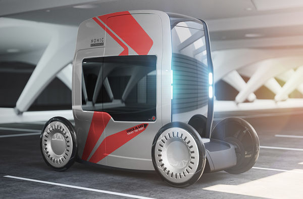 Top 40 Transportation Concepts in April