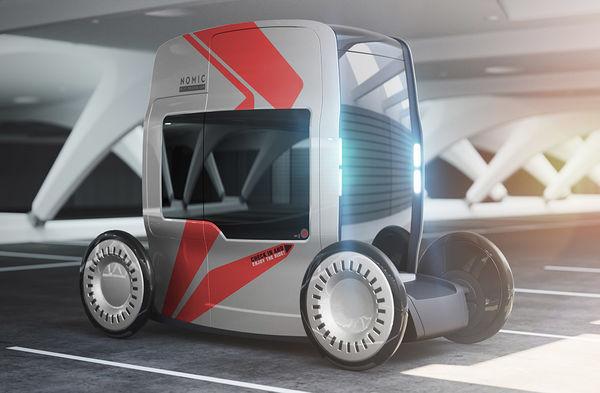 Top 40 Transportation Concepts in April