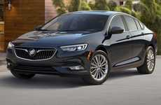 Iconic Luxury Car Redesigns - The 2018 Buick Regal Sportback and TourX Target Younger Buyers