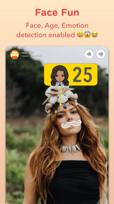 Age-Guessing Photo Apps - Microsoft's New Sprinkles App Aims to Be a Fun Alternative to Snapchat