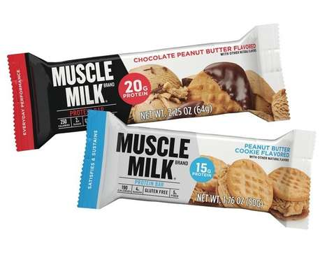 Athletic Dessert Protein Bars